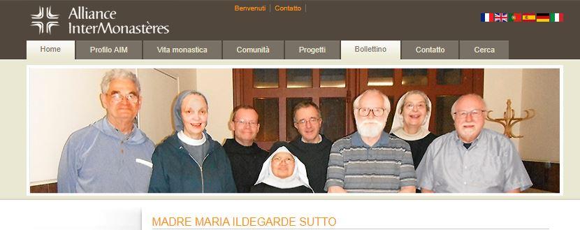 banner_Madre Maria Ildegarde Sutto