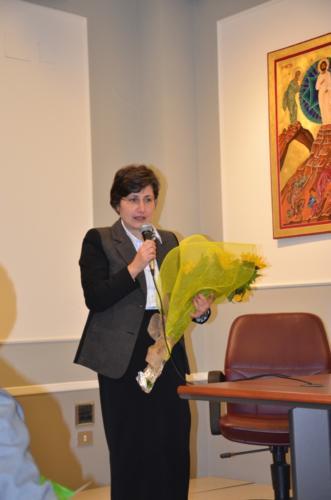 presentazione del libro Madre Ildegarde (2)